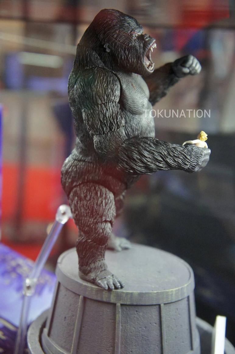 nycc12 - sh monsterarts king kong