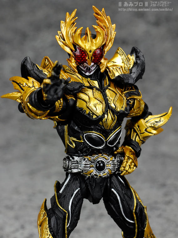 SIC Kiwami Tamashii Kamen Rider Kuuga Rising Ultimate Form Preview ...