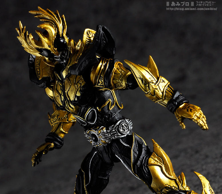 SIC Kiwami Tamashii Kamen Rider Kuuga Rising Ultimate Form Preview ...