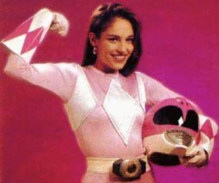 TokuNation.com Users Vote Amy Jo Johnson (Mighty Morphin ...