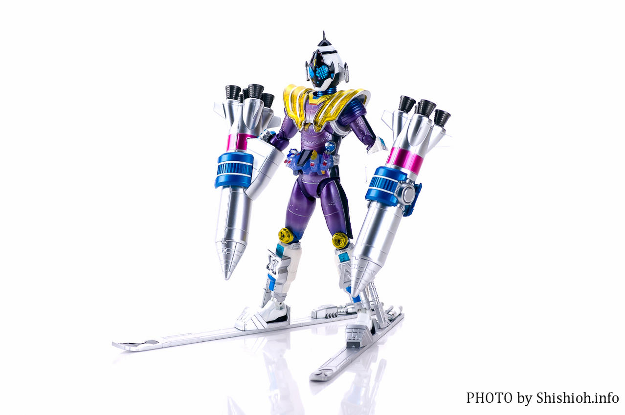 SH Figuarts Kamen Rider Fourze Meteor Nadeshiko Fusion ...