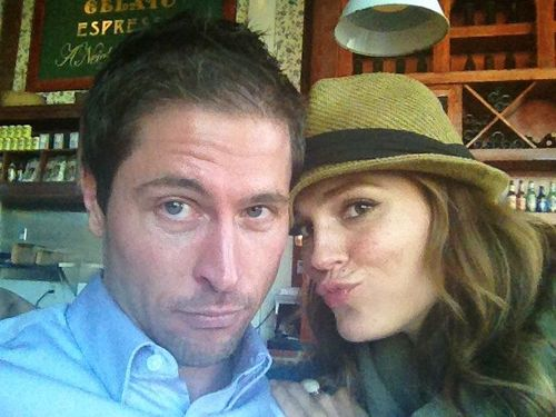 erin cahill and jason faunt - photo #1