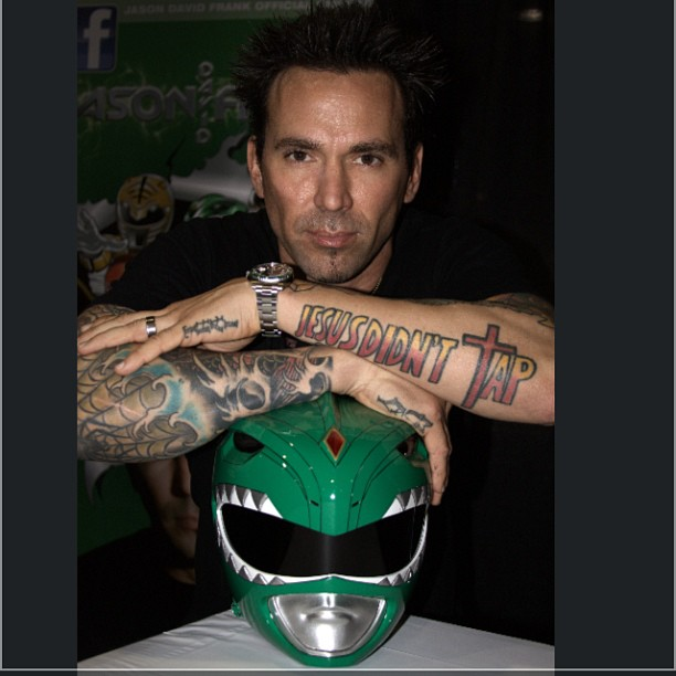 Jason David Frank 2013 Jason David Frank - Tokunation