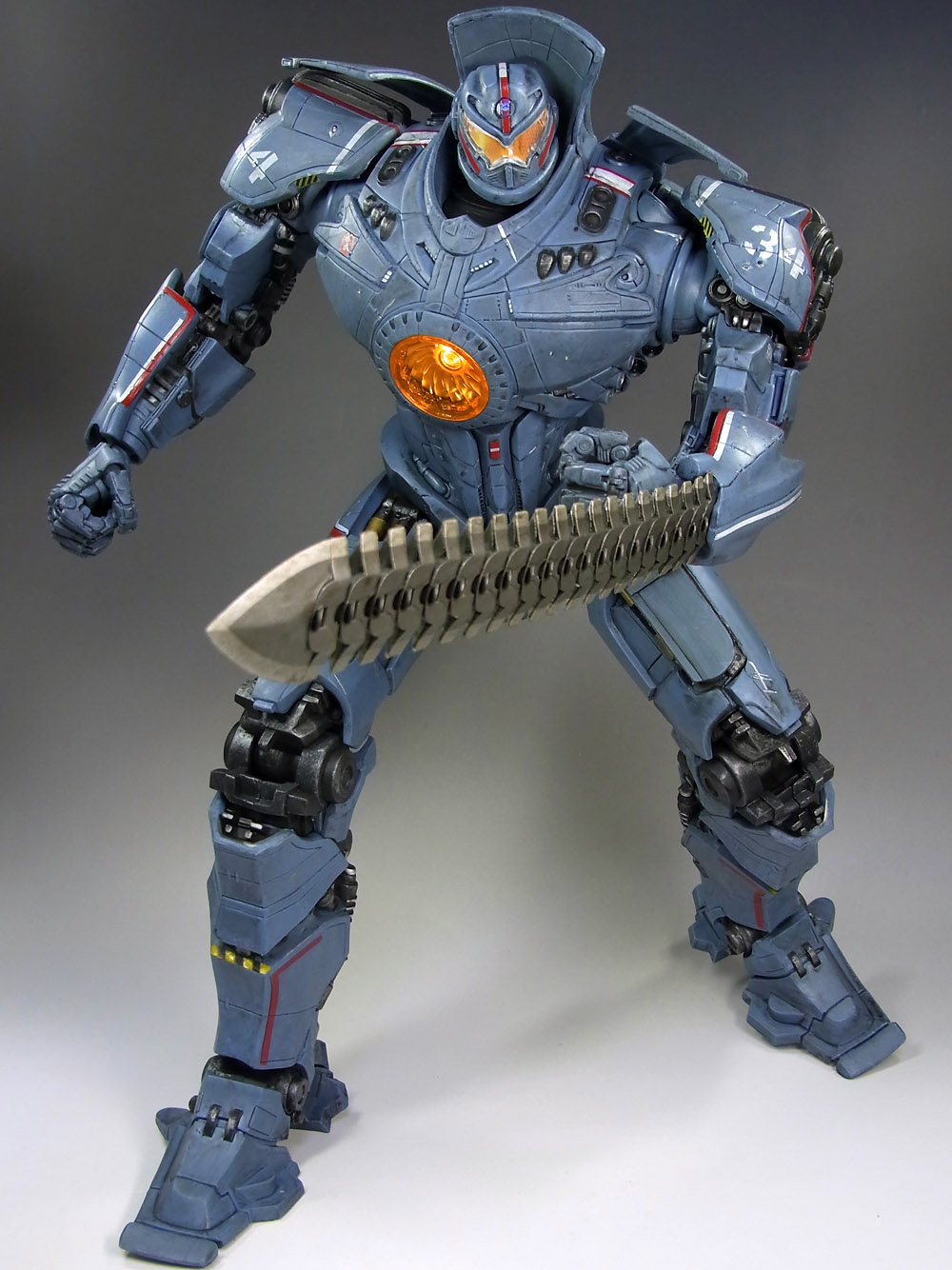 Toys For 18 : Neca inch gipsy danger in hand images tokunation