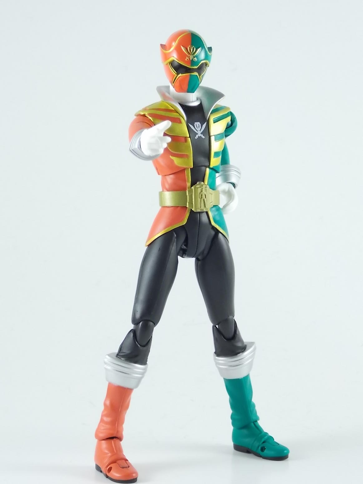 S.H. Figuarts Gokai Christmas Gallery by Den-O - Tokunation