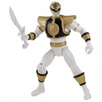 Super Megaforce Mighty Morphin White Ranger