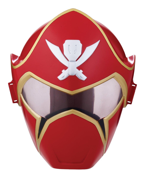 Power rangers super megaforce red blue and green ranger - Masque de power rangers ...