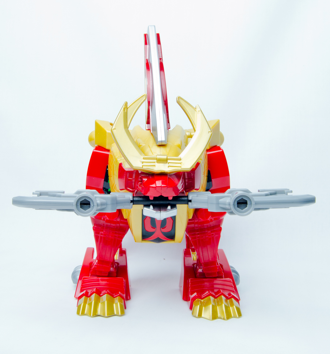 Super Megaforce Wild Force Red Lion Zord Gallery by ...