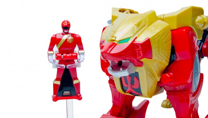 Super Megaforce Wild Force Red Lion Zord Gallery by conundrum