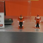 Toy Fair 2014 Bandai Power Rangers Super Megaforce 005
