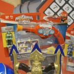 Toy Fair 2014 Bandai Power Rangers Super Megaforce 009