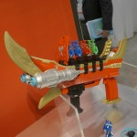 Toy Fair 2014 Bandai Power Rangers Super Megaforce 024