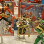 Toy Fair 2014 Bandai Power Rangers Super Megaforce 039