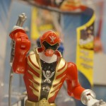 Toy Fair 2014 Bandai Power Rangers Super Megaforce 070