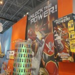 Toy Fair 2014 Bandai Power Rangers Super Megaforce 085