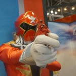 Toy Fair 2014 Bandai Power Rangers Super Megaforce 102
