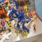 Toy Fair 2014 Bandai Power Rangers Super Megaforce 129