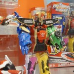 Toy Fair 2014 Bandai Power Rangers Super Megaforce 133