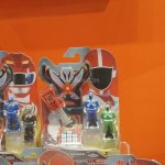 Toy Fair 2014 Bandai Power Rangers Super Megaforce 149