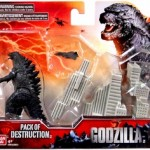 Godzilla Destruction Pack