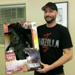 Jakks Pacific Large Scale Godzilla