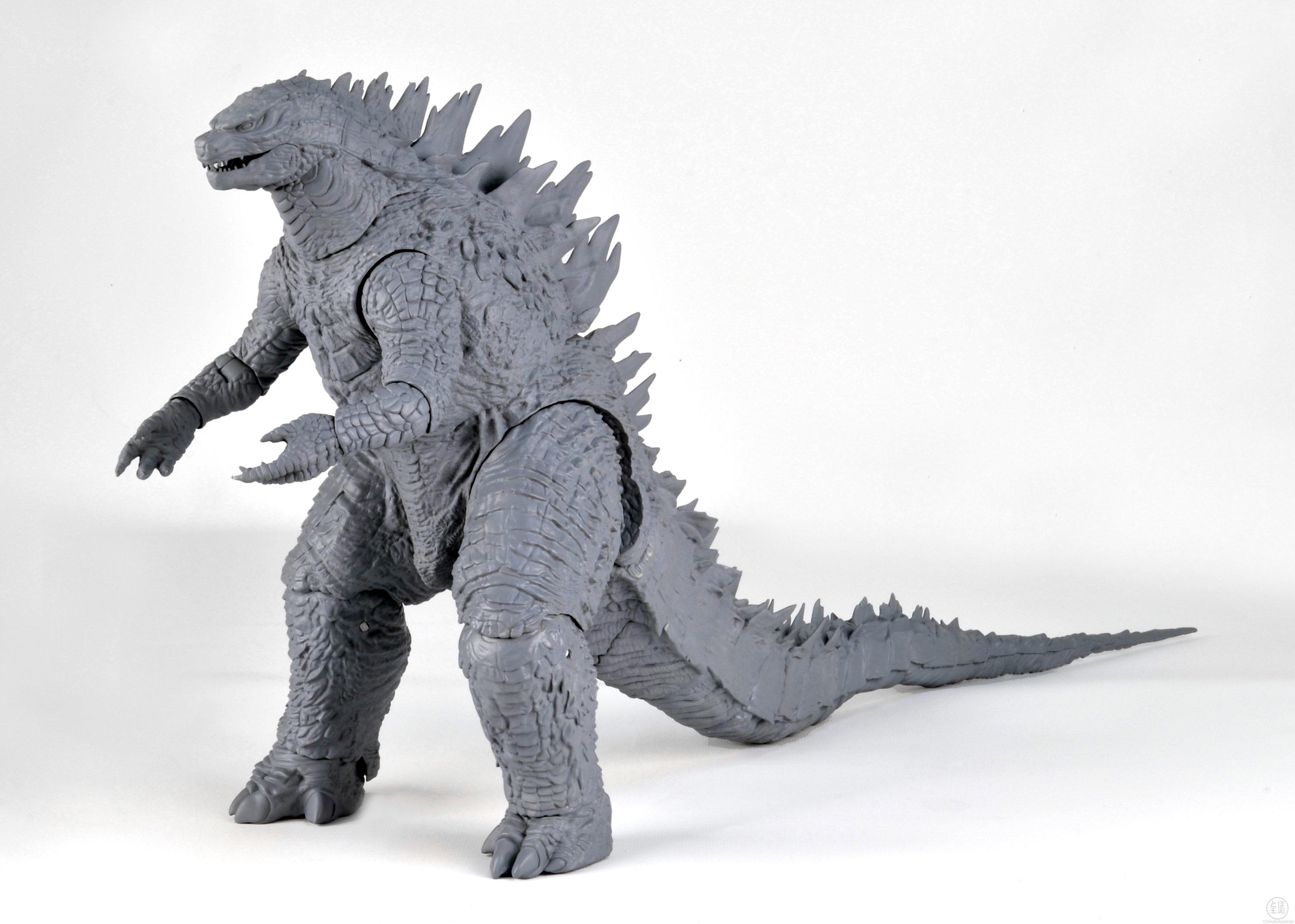 NECA Godzilla 12-Inch and 24-Inch Prototypes RevealedNeca Godzilla 2014 Action Figures