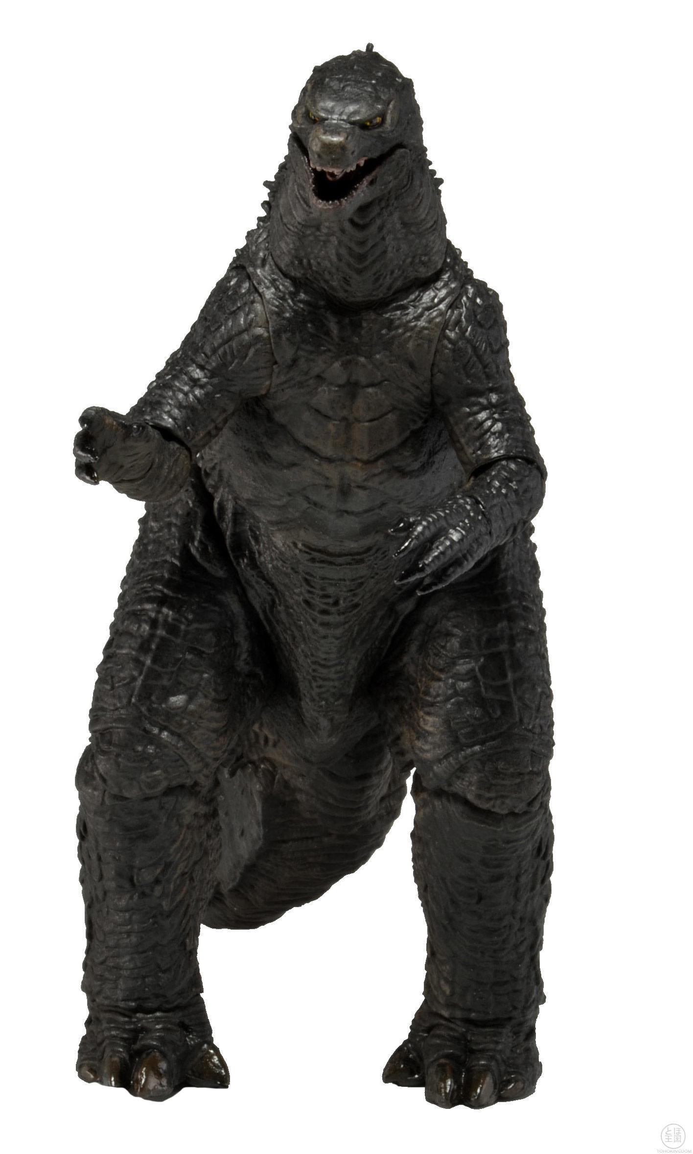 NECA Godzilla 12-Inch and 24-Inch Prototypes Revealed ...
