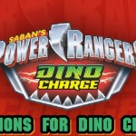 Dino Charge Auditions