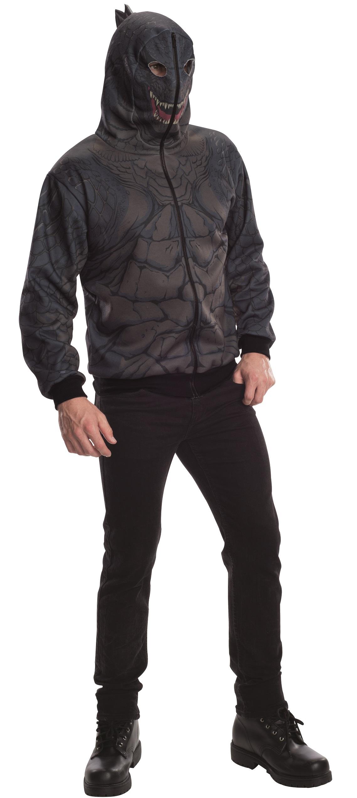 godzilla 2014 hoodie