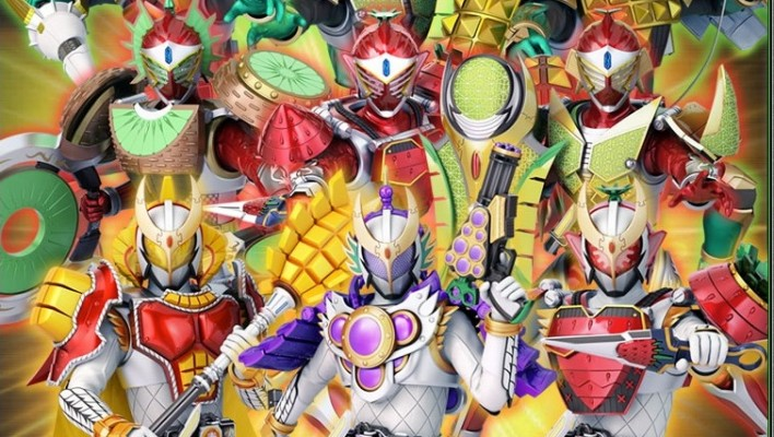 Kamen Rider Gaim Hyper Battle DVD Promotional Images - Arms Changing Extravaganza!