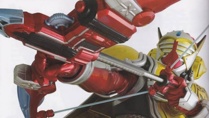 Detailed Look at Lemon Energy Arms Kamen Rider Baron