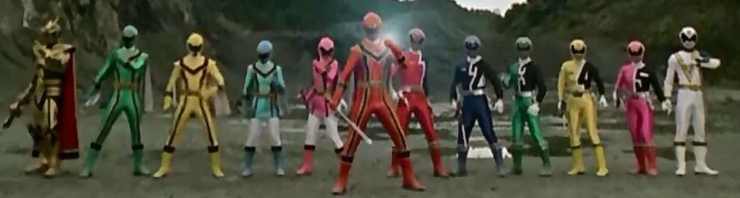 Let's Watch Wednesdays Week 12 Magiranger VS Dekaranger ...