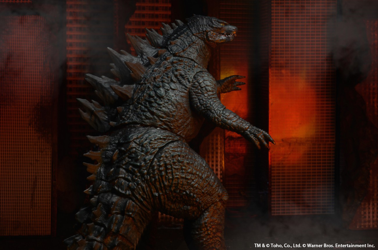 NECA Godzilla 2014 12     Head To Tail  Figure ImagesNeca Godzilla 2014 Action Figures