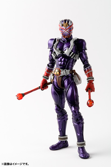 S H E Together Forever Hebe: S.H. Figuarts Kamen Rider Hibiki Official Images