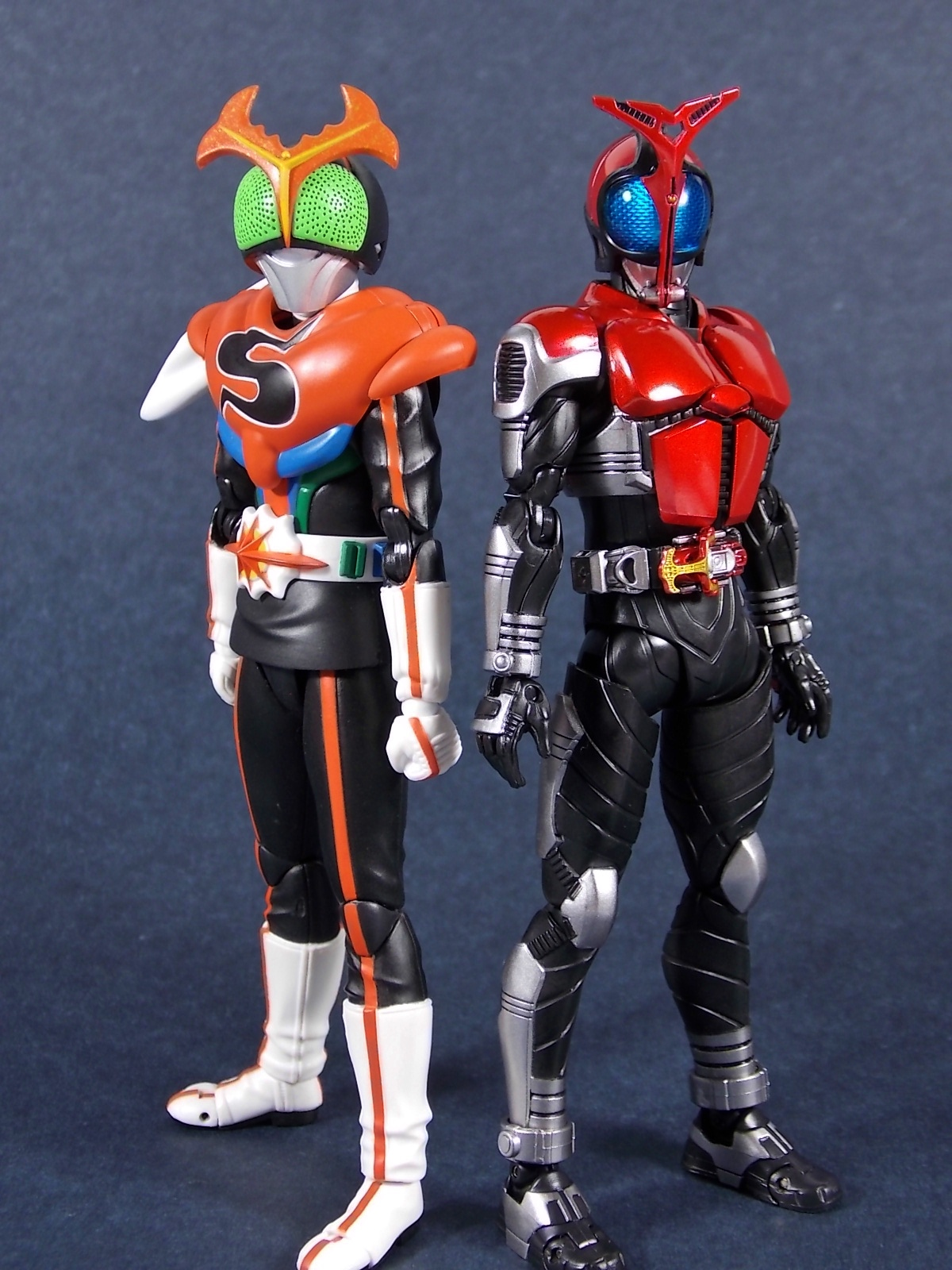 S H E Together Forever Hebe: S.H. Figuarts Kamen Rider Kabuto Renewal Gallery