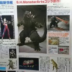 SH Monsterarts Accessory Sets