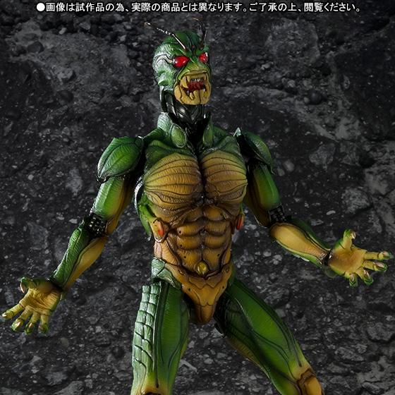 S.I.C. Kamen Rider Shin Official Images - Tokunation | 560 x 560 jpeg 151kB