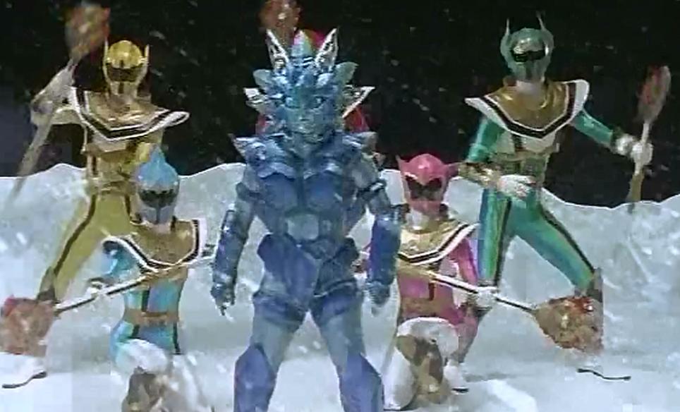 Image Gallery Mahou Sentai