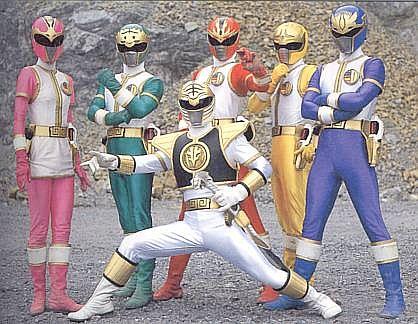 PRM Gosei Sentai Dairanger