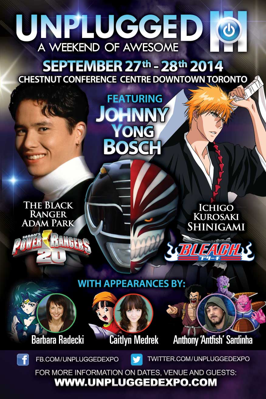 johnny yong bosch voices