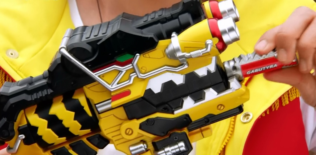 dino charge 07