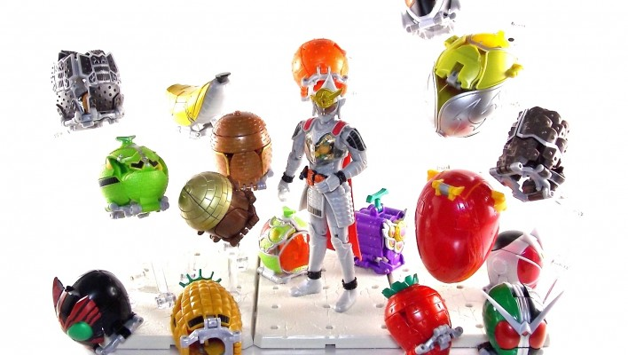 AC13 Arms Change Gaim Kiwami Arms Gallery & Video Review