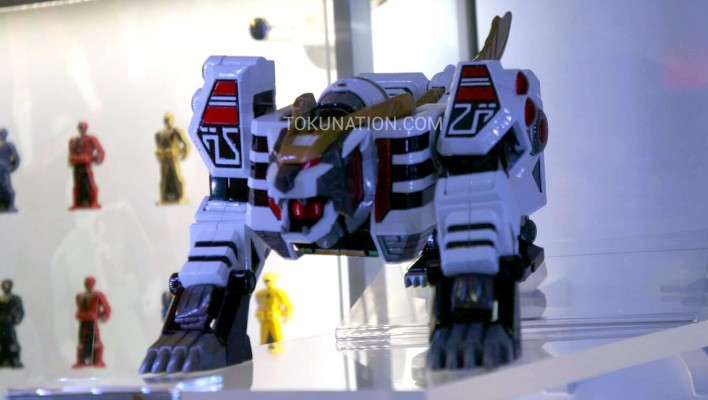 Bandai Photos from SDCC 2014