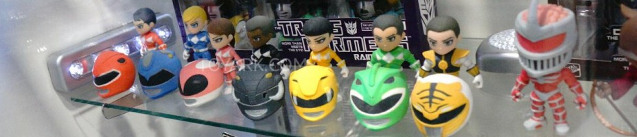SDCC 2014 Loyal Subjects Power Rangers 002