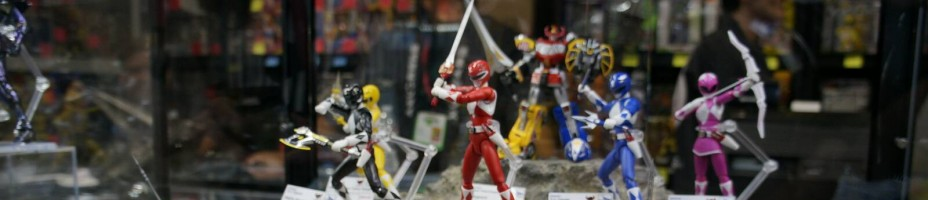 SDCC 2014 Tamashii Power Rangers 018