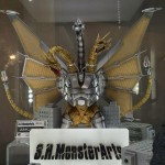SH MonsterArts Mecha King Ghidorah 05