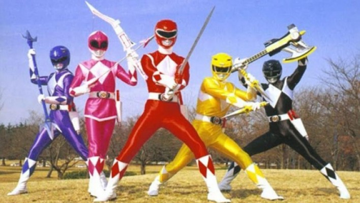 Mighty Morphin Power Rangers Movie Creative Team Formed