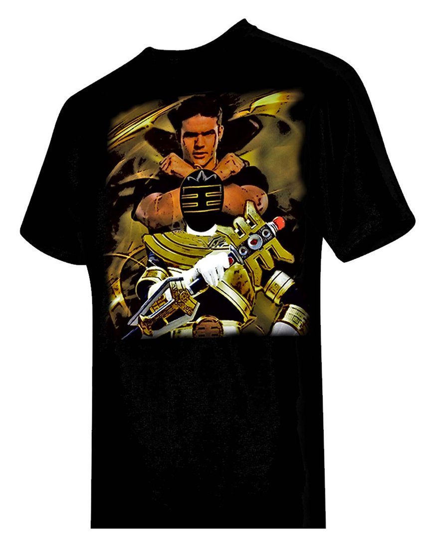 Austin St John Gold Ranger | www.imgkid.com - The Image ...