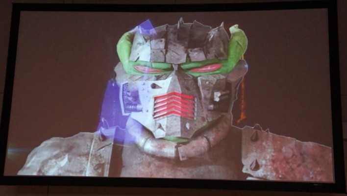 Power Rangers Dino Charge Video From Power Morphicon!