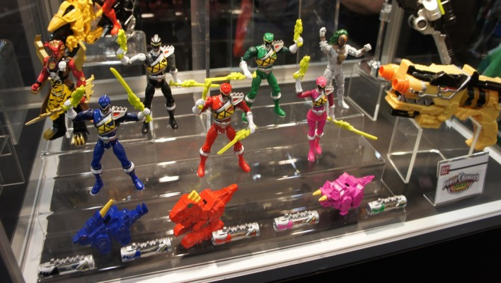 PMC2014 - Power Rangers Dino Charge 5